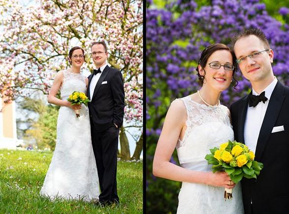 professionelle Hochzeitsfotos