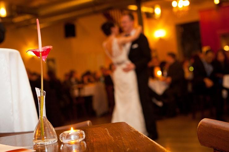 Hochzeitsfeier in Wuppertal