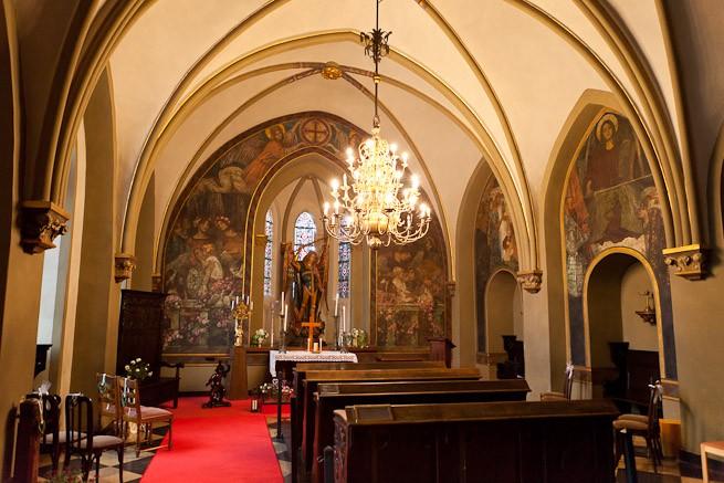 Kapelle Schloss Burg