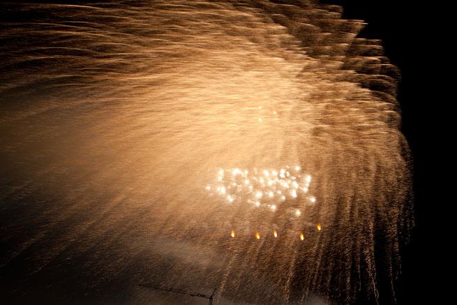 Feuerwerk: Goldfinale