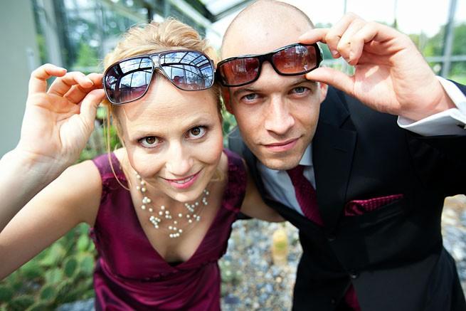 Brautpaar checked Fotografen