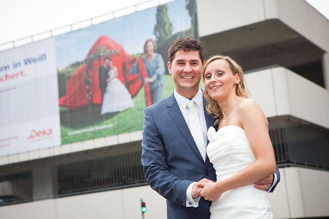 Sparkassen-Hochzeit