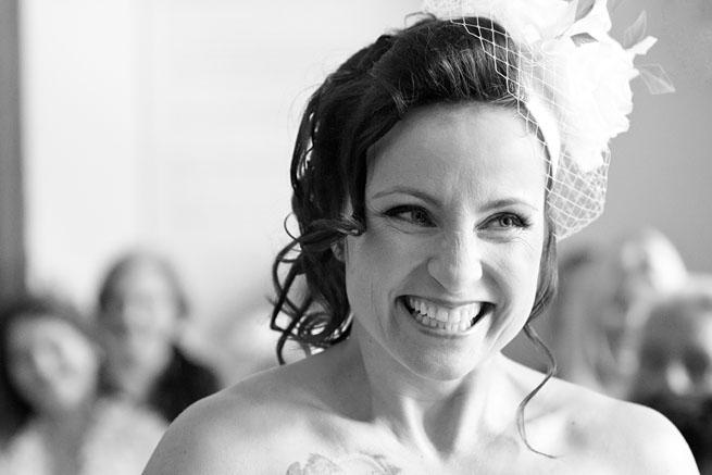 Die immer fröhliche Braut: Steffi