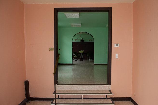 Eingang vorher