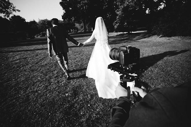 professionelles Hochzeitsvideo in NRW