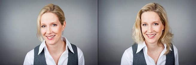 Bewerbungsbilder Ist Farbig Oder Schwarz Weiß Die Bessere Wahl