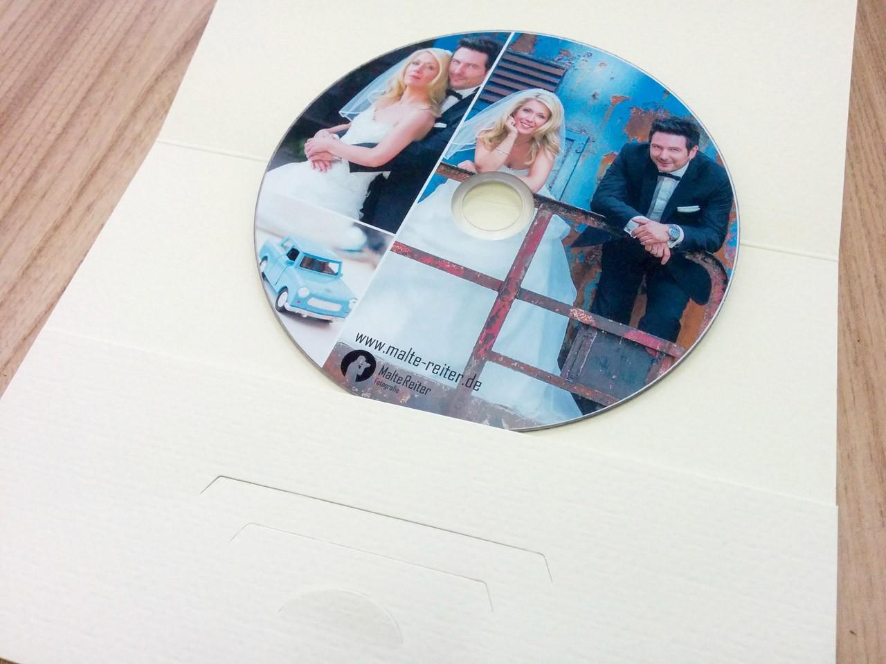 Hochzeitsfotos digital
