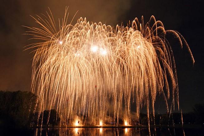 Feuerwerkfoto
