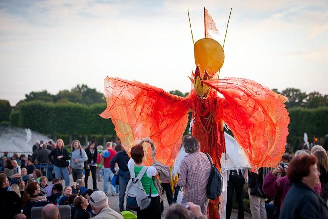 Hannover Feuerwerkswettbewerb 2011