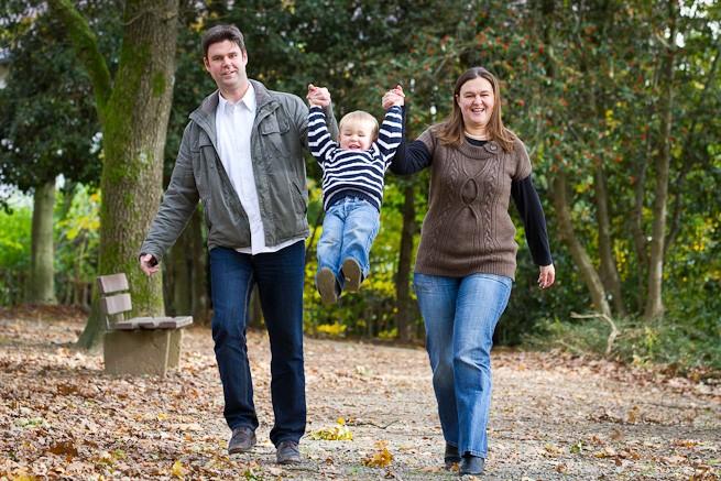 schöne Familienfotos