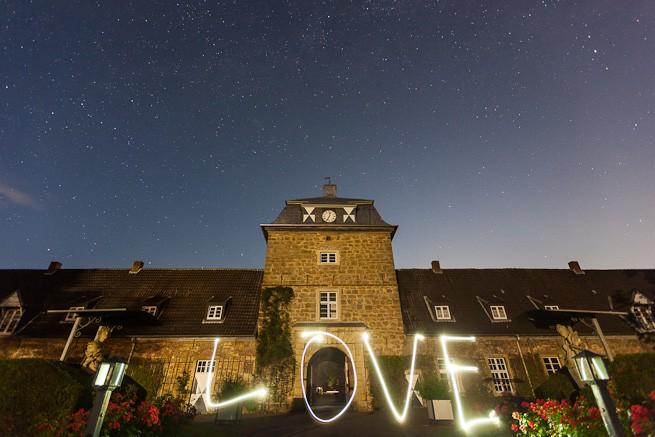 Hochzeit planen Schloss