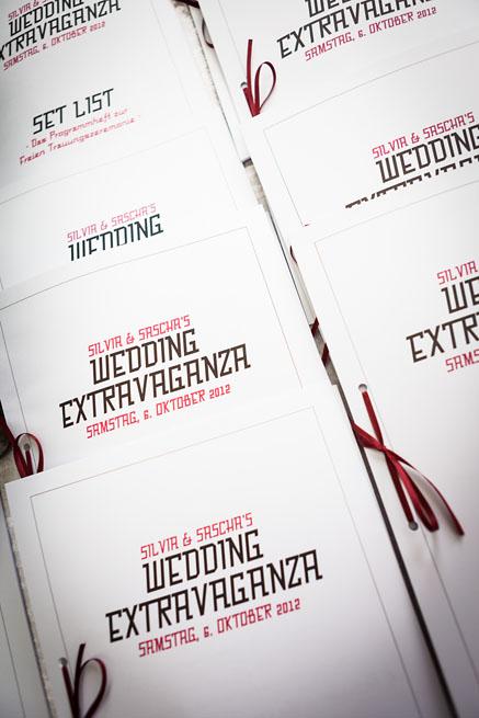 Hochzeitsmotto für Hochzeit