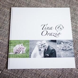 hochwertiges Fotobuch individuell gestaltbar