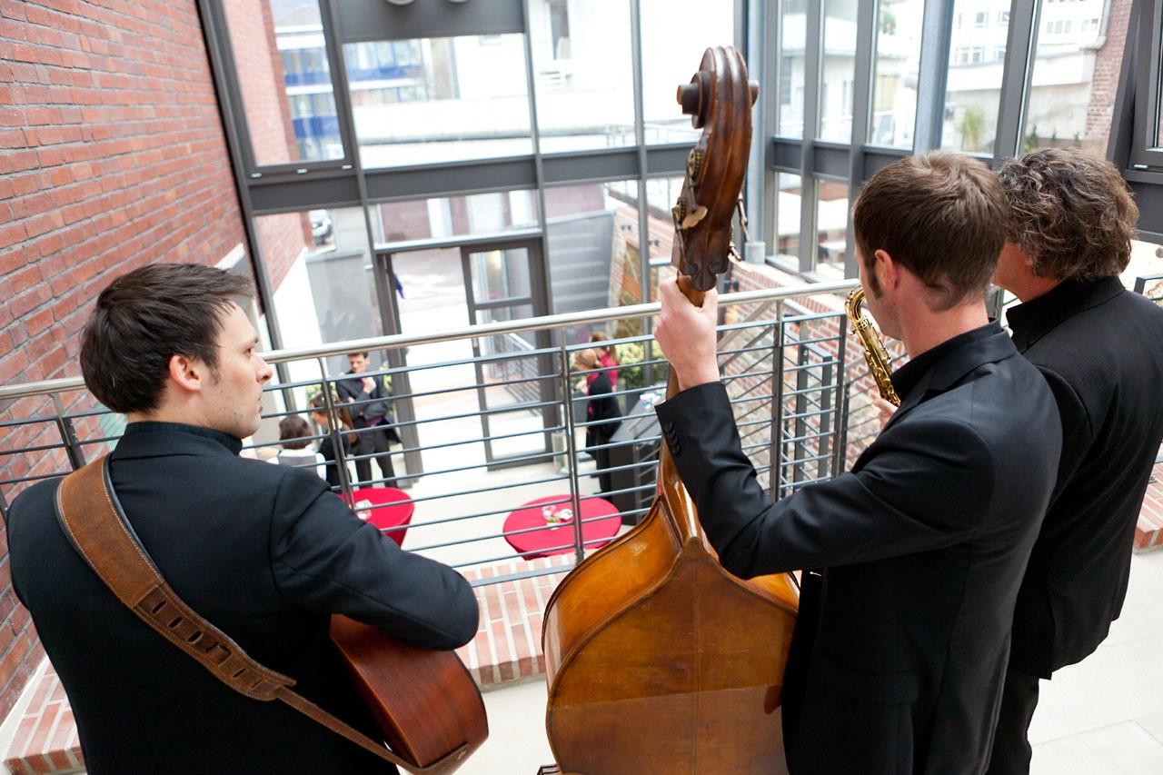 Hochzeitslocations: Live - Musik im Bootshaus Wuppertal