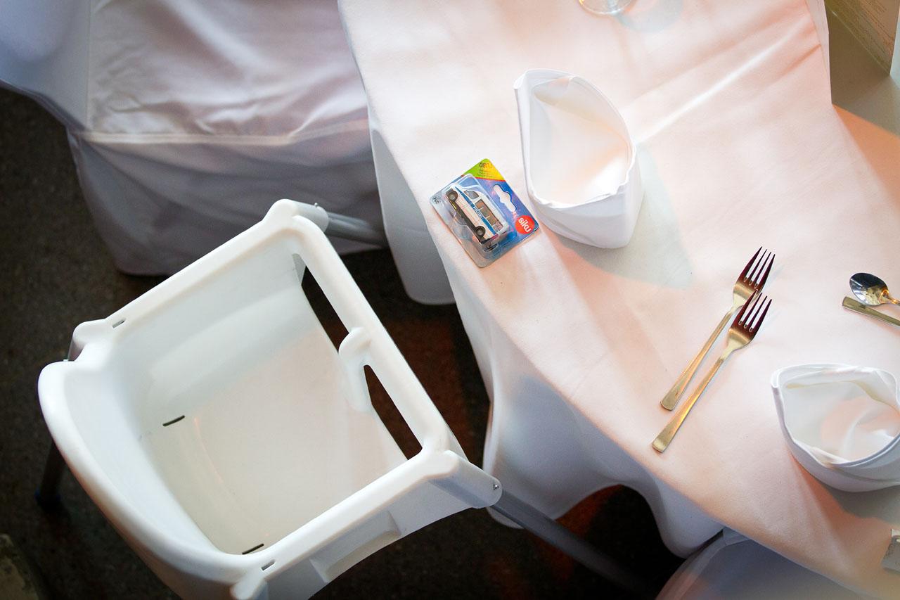 Hochzeitslocations: Barmer Bahnhof -Platz am Tisch