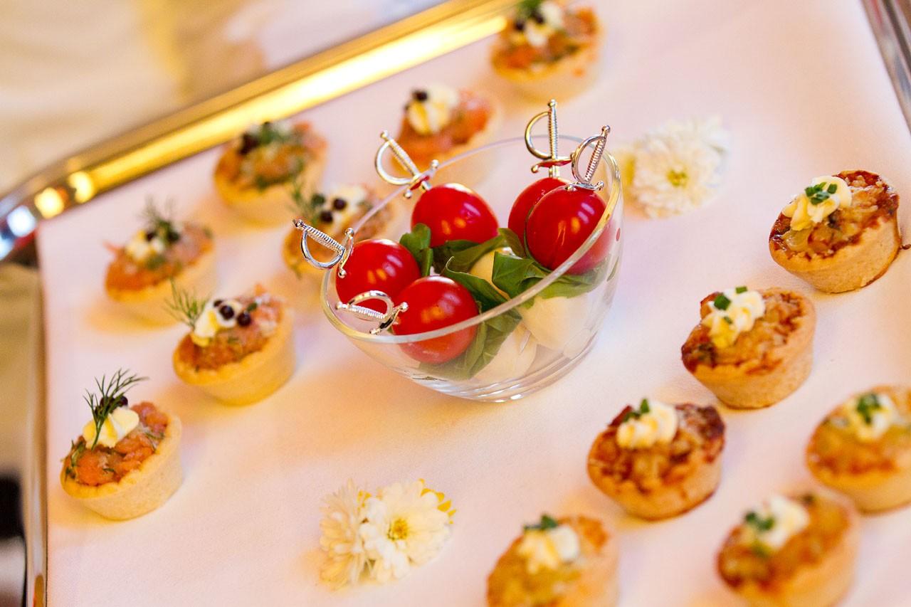 Hochzeitslocations: Barmer Bahnhof snacks
