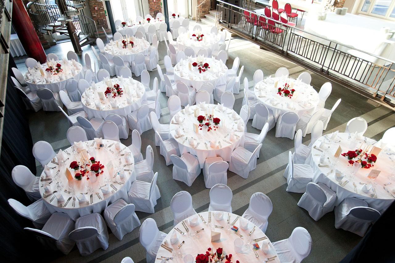 Hochzeitslocations: Barmer Bahnhof Interieur