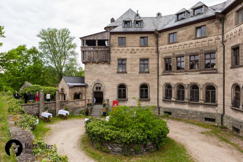 Trauung Schloss Hülchrath