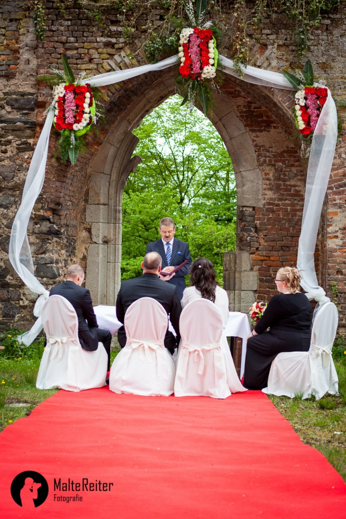 Heiraten Schloss Hülchrath