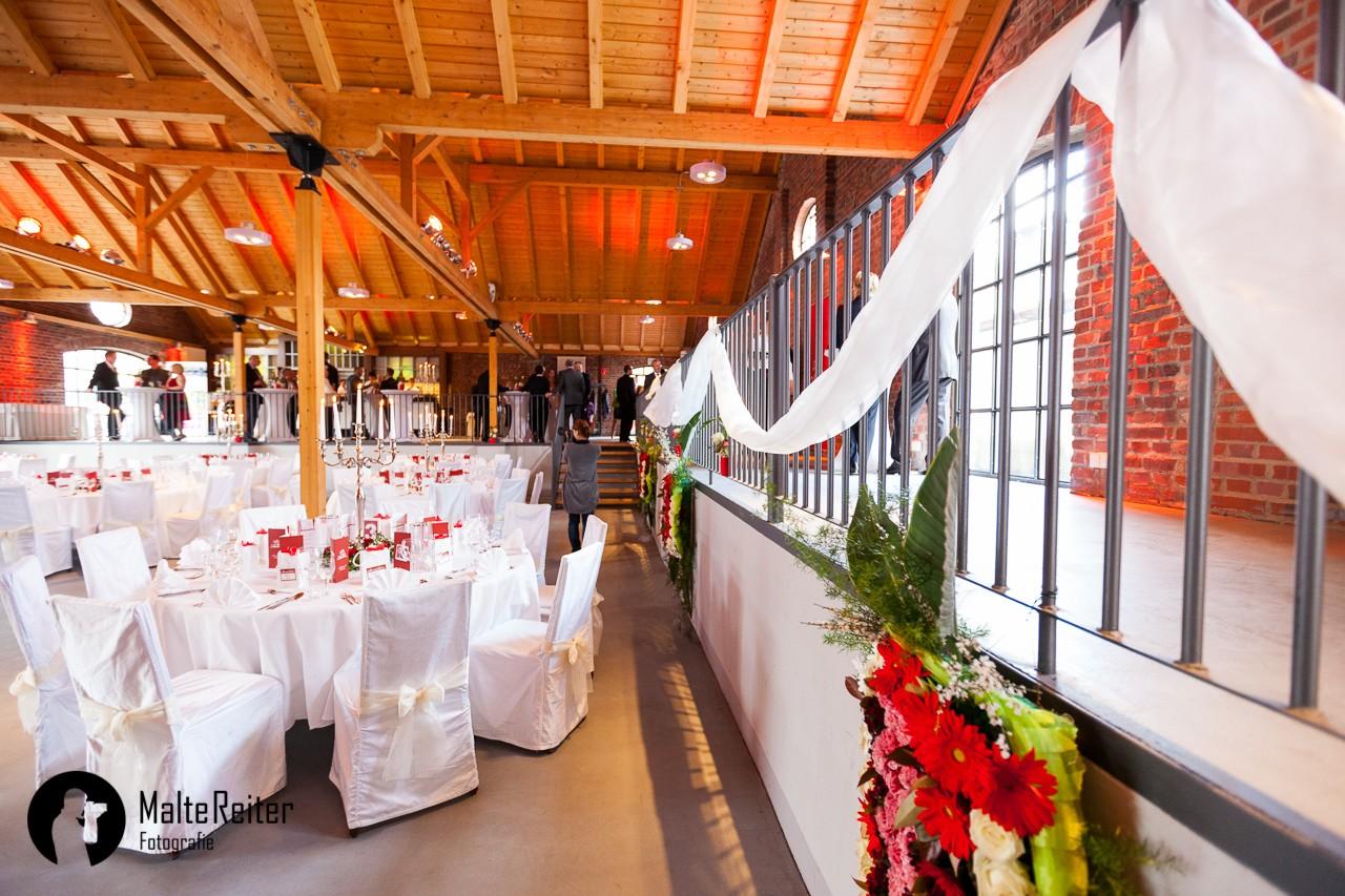 Hochzeit Scheune in NRW Bullenstall