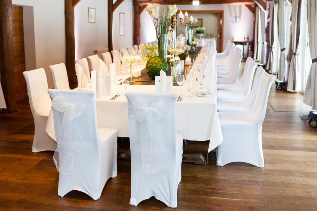 Hochzeit Scheune Kuhstall