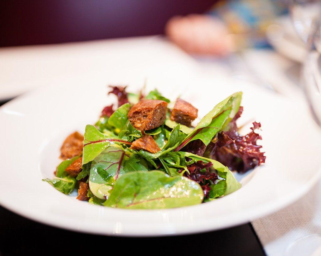brasserie wuppertal salat