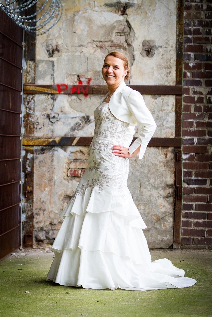 Braut Zeche Dortmund