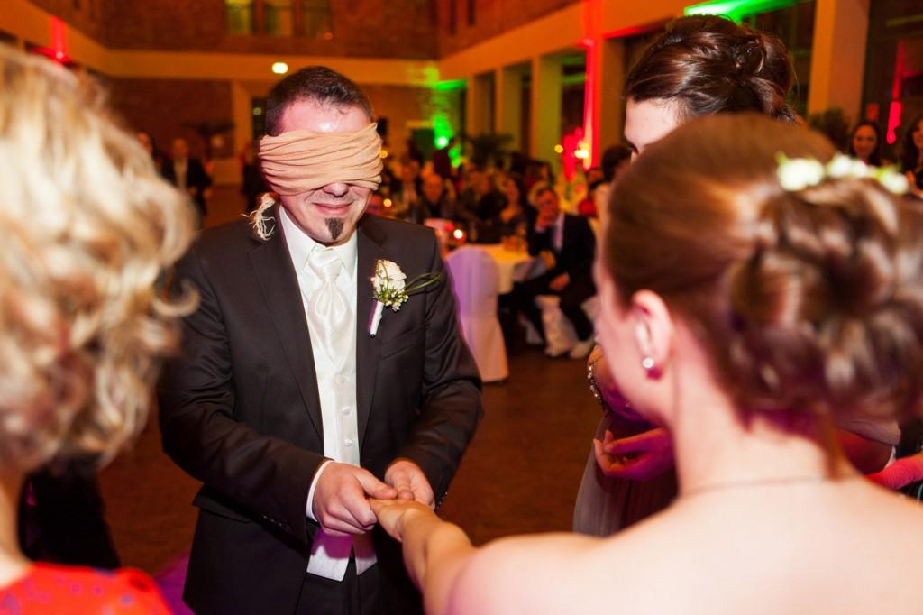 Braut ertasten