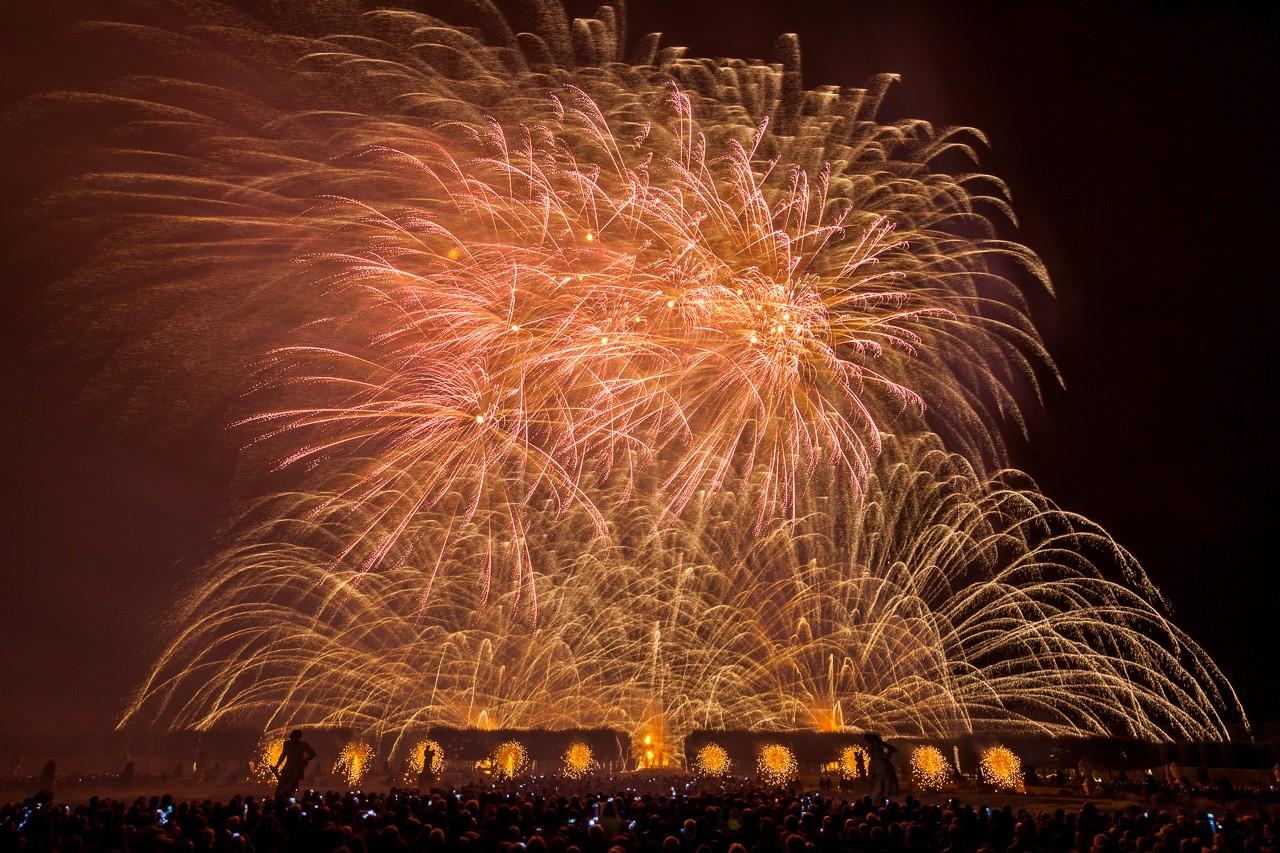 Feuerwerk-Hannover