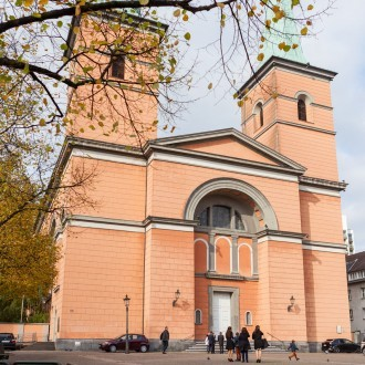 Basilika St. Laurentius Wuppertal