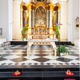 Basilika St. Laurentius Wuppertal Altar