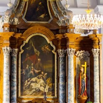 prunkvolle Basilika St. Laurentius Wuppertal