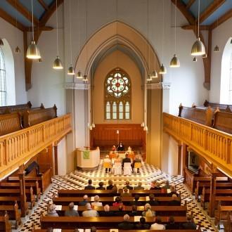 Evangelische Kirche Wuppertal Vohwinkel innen