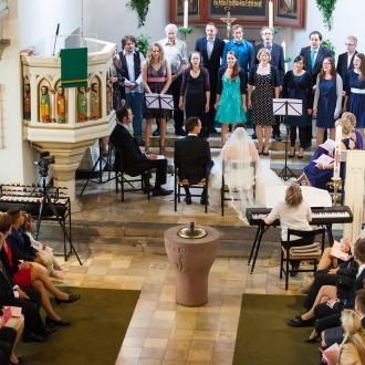 heiraten in der evangelischen Kirchengemeinde Herzkamp