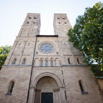 St. Heribert Kirche Köln Hochzeit