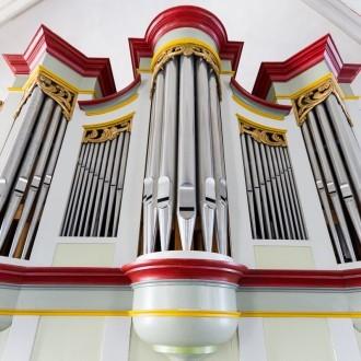 Orgel evangelische Kirche Tönisheide