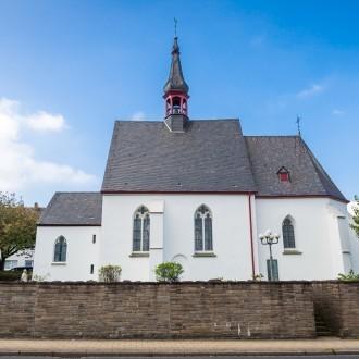 Kirche Tönisheide außen