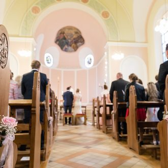 Trauung St. Josef Kirche Sprockhövel