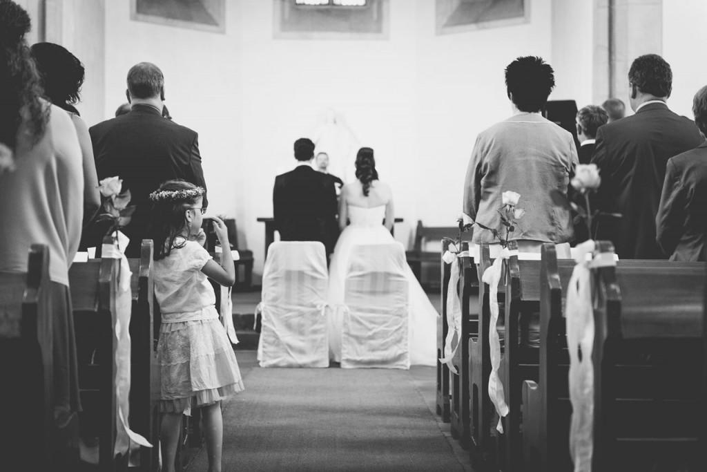 Hochzeit in Kirche Niederwenigger Hattingen