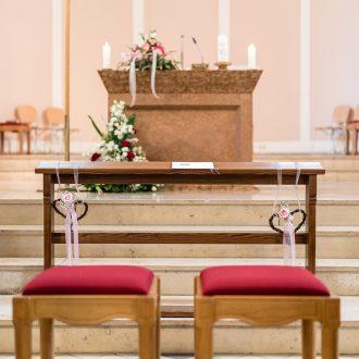 Kirche für Hochzeit finden