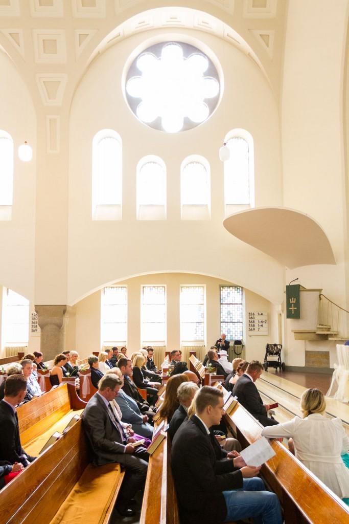 Marthin Luther Kirche Heckinghausen