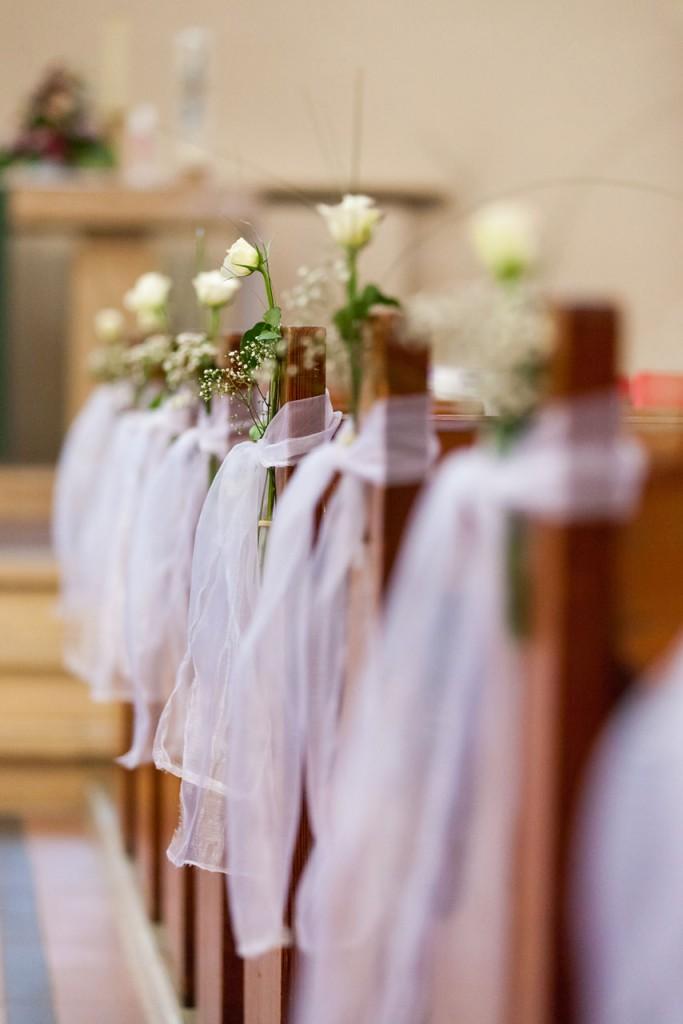 Hochzeit Marthin Luther Kirche Heckinghausen