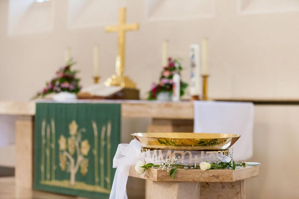Trauung Marthin Luther Kirche Heckinghausen