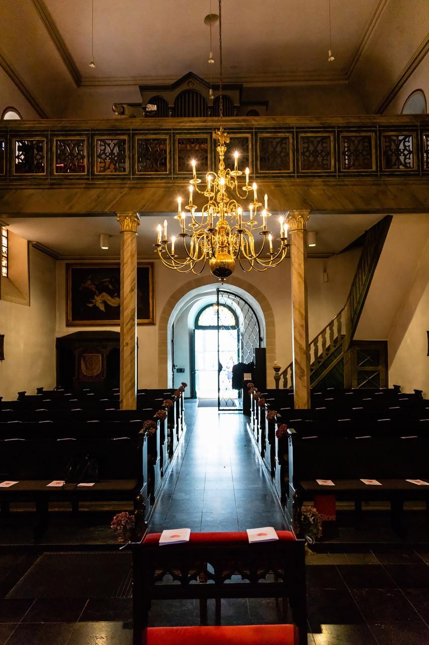 St Cäcilia kirche düsseldorf