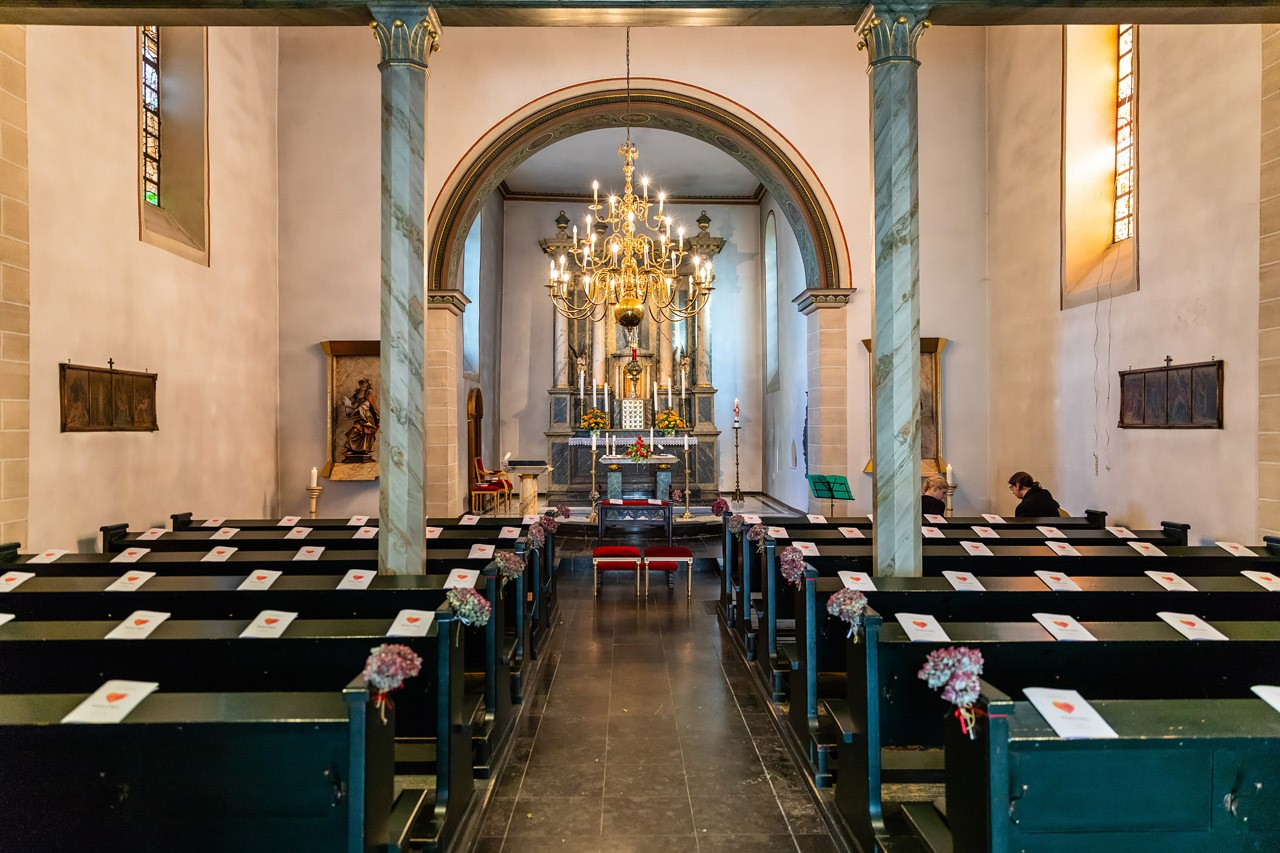 St Cäcilia