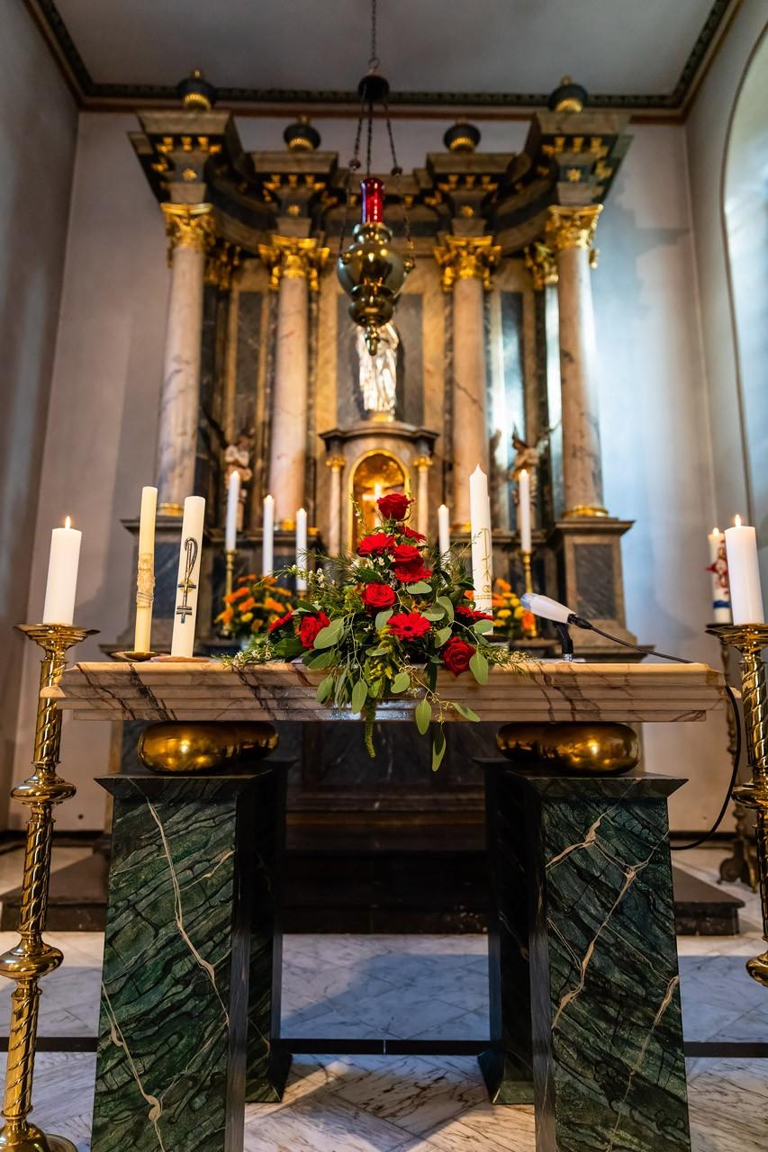 St Caecilia düsseldorf