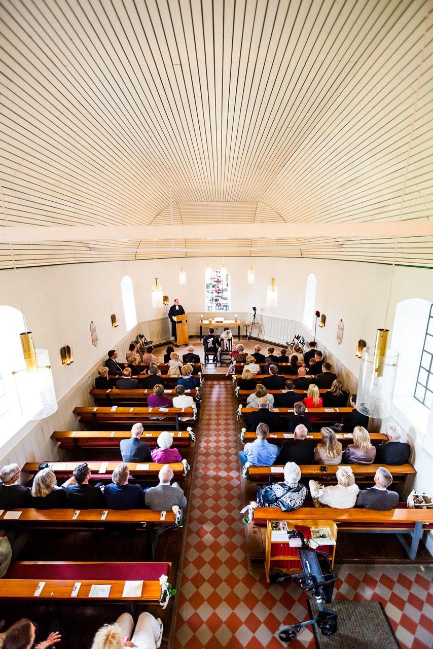 Windrather Kapelle Velbert innen
