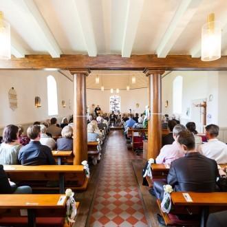 Windrather Kapelle Velbert innenansicht