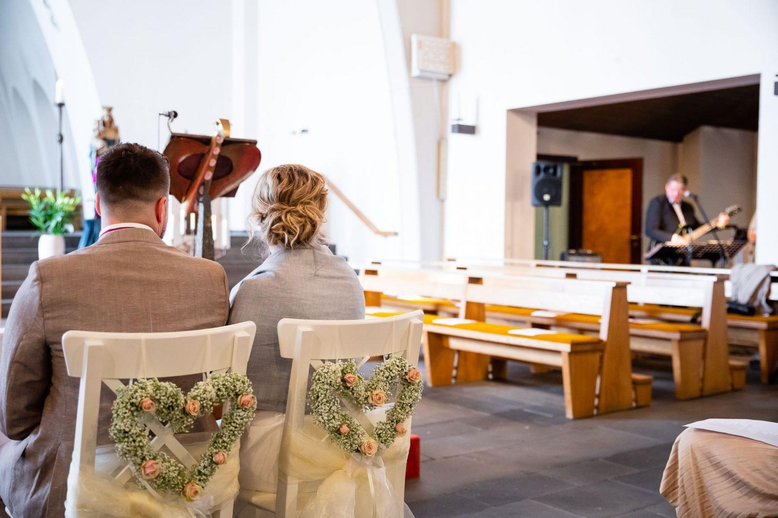 schöne Kirche NRW Hochzeit St. Marien