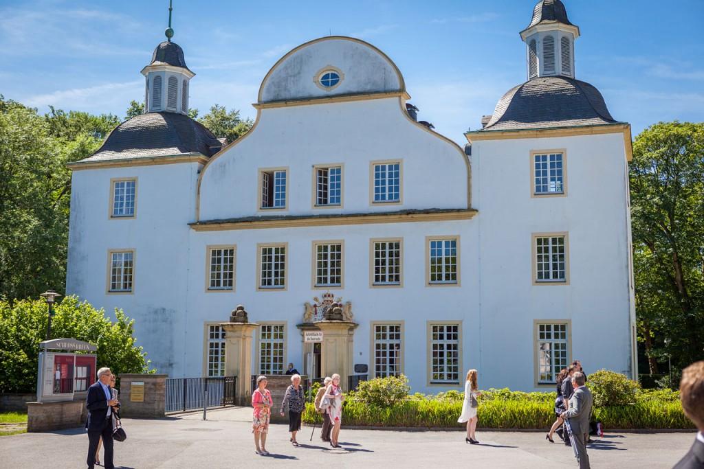 Standesamt NRW Schloss Borbeck in Essen
